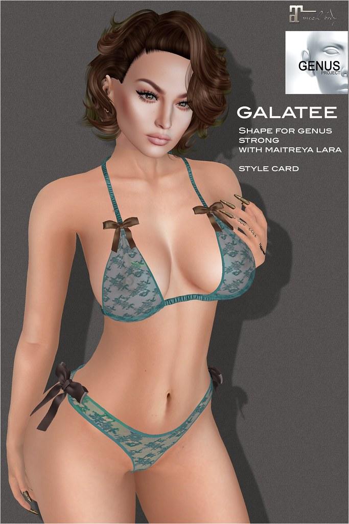 [Selene Creations] Galatee Shape