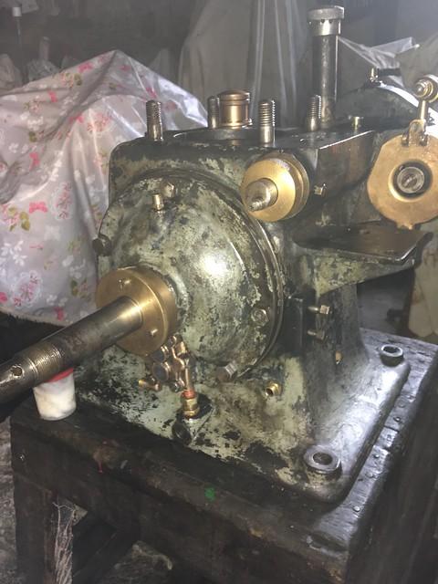 restauration - Restauration moteur ORESTE LUCIANI HP 6/8 48206377456_09f11d6cdc_z