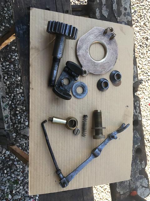 restauration - Restauration moteur ORESTE LUCIANI HP 6/8 48206378876_b70f059242_z