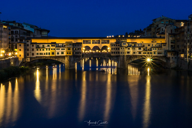 Firenze in blu