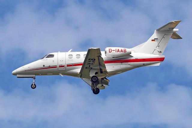 D-IAAB  -  Embraer EMB500 Phenom 100  -  Arcus Air  -  LTN/EGGW 5/7/19
