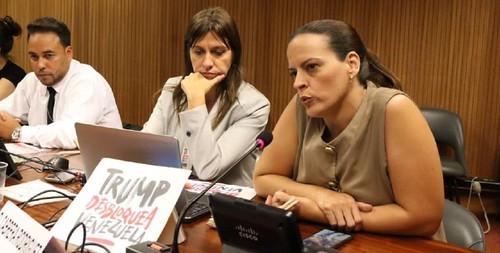 Foro: El bloqueo económico contra Venezuela amenaza a la paz y a los DDHH de los pueblos