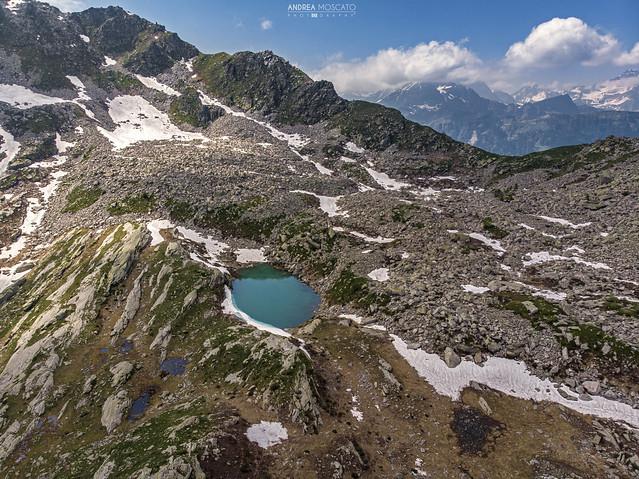 Lago Alto di Variola - Alta Val Bognanco (Italy)