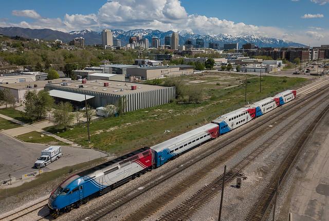 Front Runner UTAX 1 (MPI MP36PH-3S)  Salt Lake City, Utah