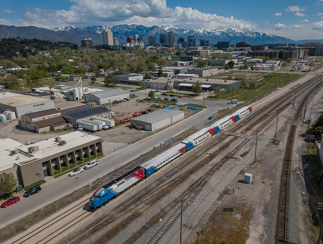 Front Runner UTAX 17 (MPI MP36PH-3S)  Salt Lake City, Utah