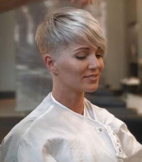 15 Short Layered Haircuts for Fine Thin Hair | Fashions eve