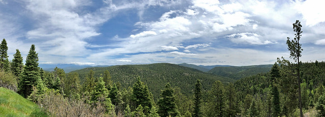 Overlook on NM 518