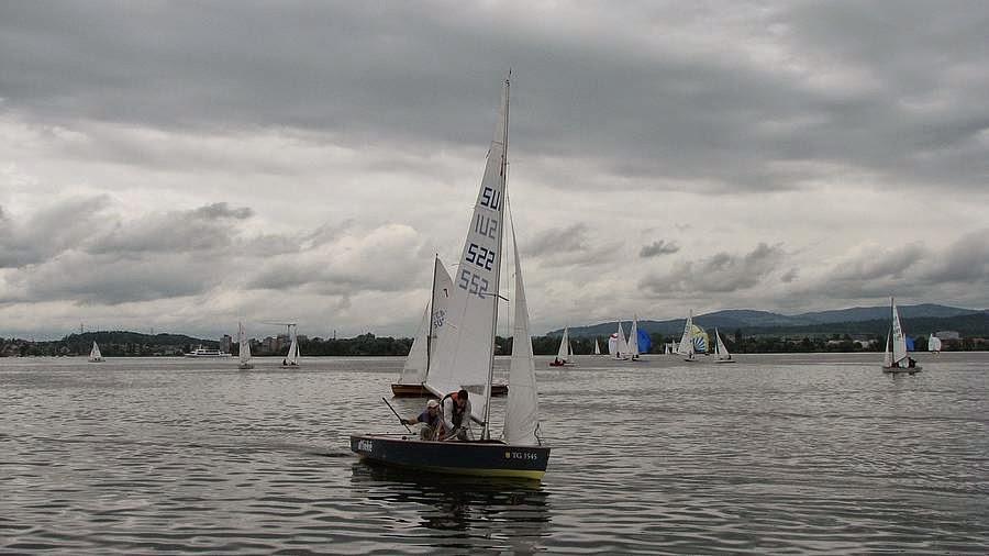 Zugersee Piraten Meisterschaft 30 - 31 August 2014