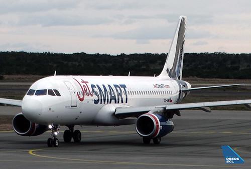 JetSMART A320 CC-AWD PUQ (RD)