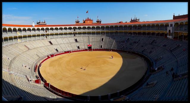 Corrida Madrid VENTAS