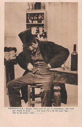 Edoardo Ferravilla in Tecoppa & c.