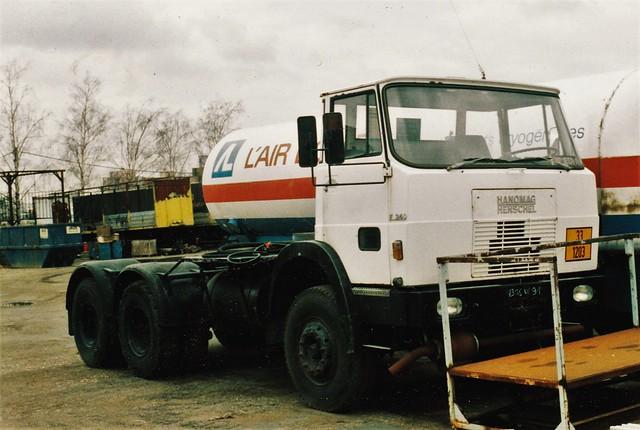 Hanomag - Henschel F240 Evry (91 Essonne) 1988a
