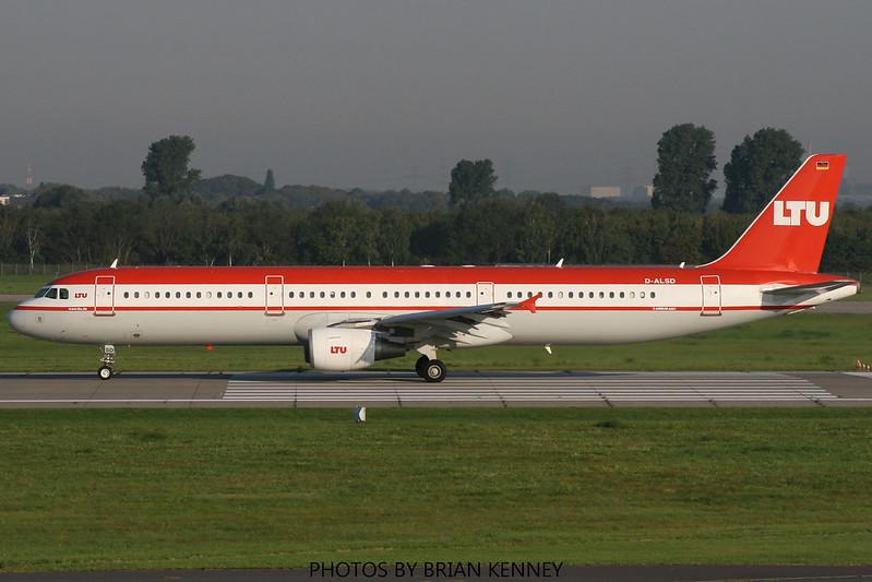LTU-LUFTTRANSPORT-UNTERNEHMEN A321-211