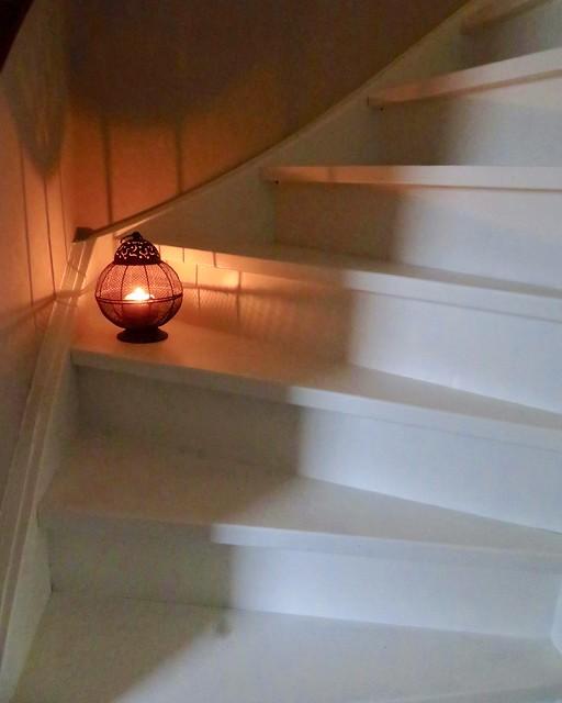 Lichte trap