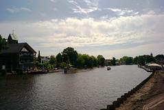 River Amstel, Ouderkerk aan de Amstel