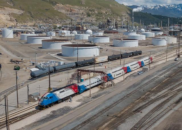 Front Runner UTAX 11 (MPI MP36PH-3S)  Salt Lake City, Utah