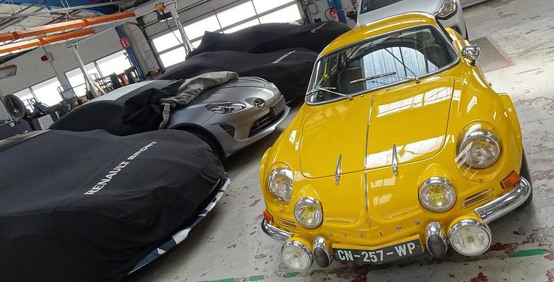 Alpine 110 1600/S - Socièté des Automobiles Alpine Renault 48207678621_a47f050aeb_c