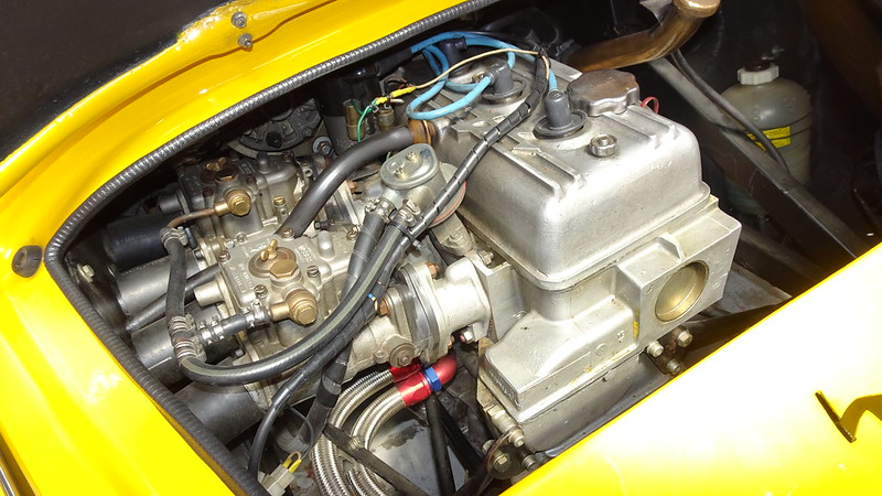 Alpine 110 1600/S - Socièté des Automobiles Alpine Renault 48207734482_4cd6ecc525_c