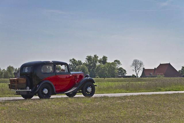 Morris Eight 1938 (5673)