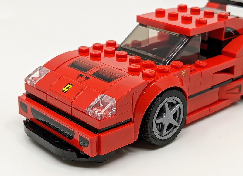 Speed Champions F40 Review