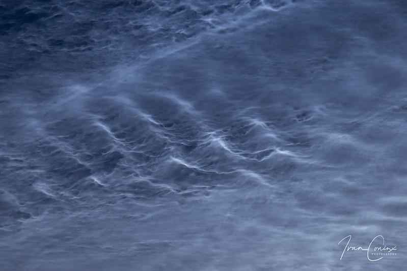 Noctilucent Clouds – Hombeek – 2019 06 21 – 02 – Copyright © 2019 Ivan Coninx