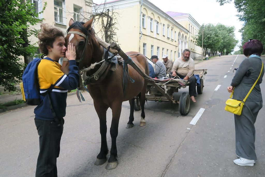 Вязьма - прошлое и настоящее поездка выходного дня,Смоленская область