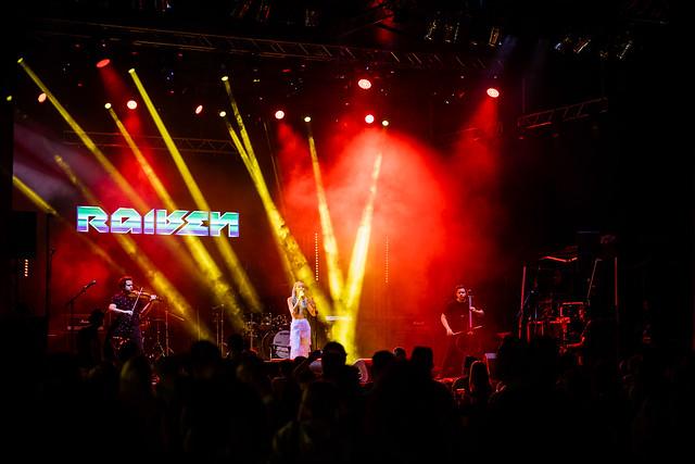 Raiven, Addiko Fusion Stage @ EXIT Festival 2019