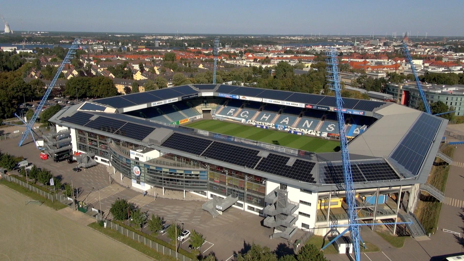 Hansa Rostock Stadion