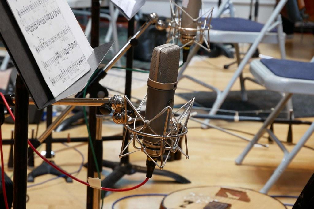 VICO Recording Sessions (June 25-26, 2019)