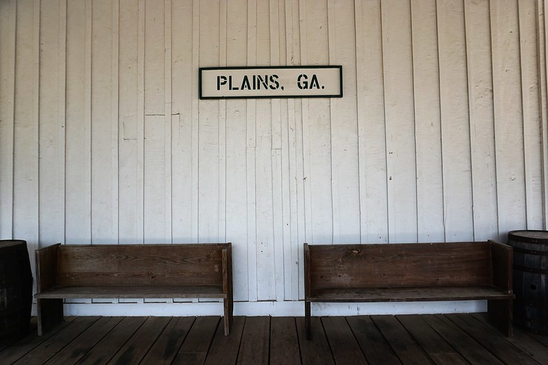 Seaboard Railroad Depot - Jimmy Carter Presidential Campaign Headquarters - Plains, Ga., June 22, 2019
