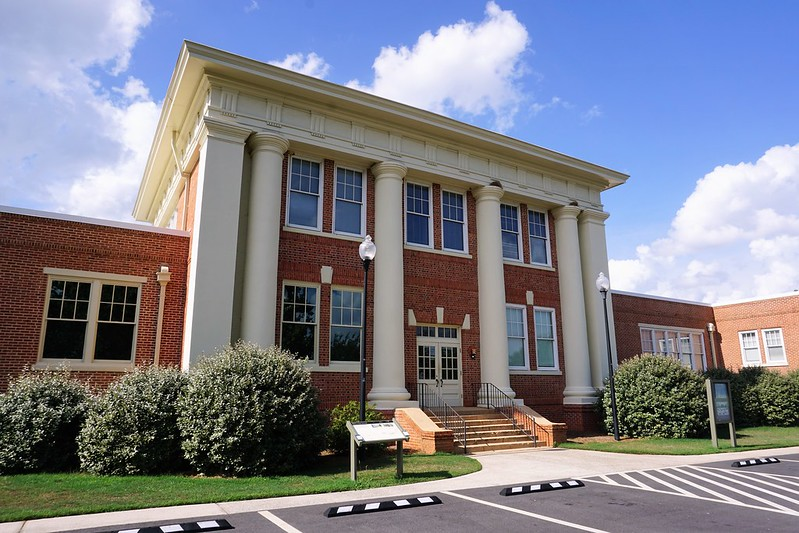 Jimmy Carter National Historic Site - High School - Plains, Ga., June 22, 2019