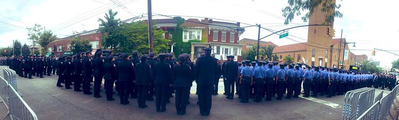Det. Luis Alvarez Funeral