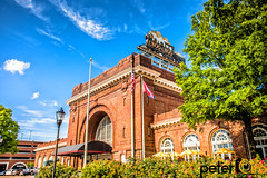 Historic Chattanooga Choo Choo Train Terminal