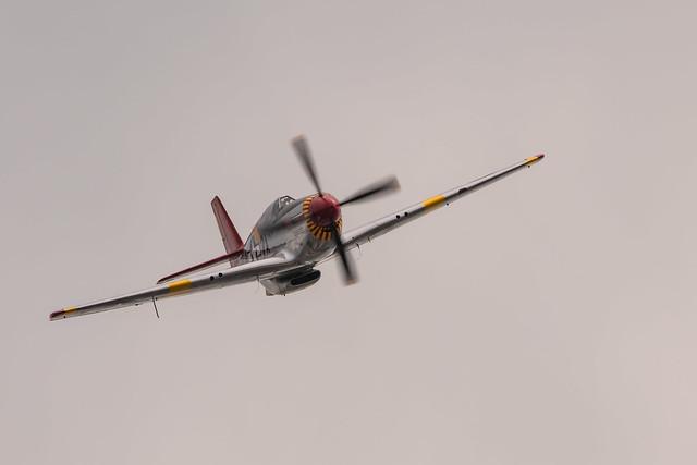 P-51C Mustang (explored 07/06/2019)