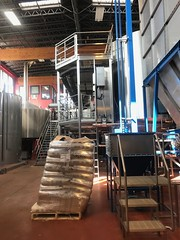 Lagunitas Brewing Company tour