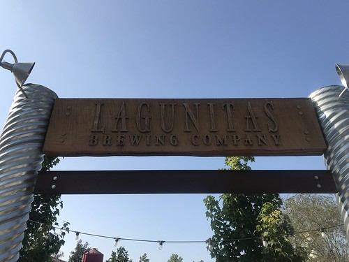 Lagunitas Brewing Company tour