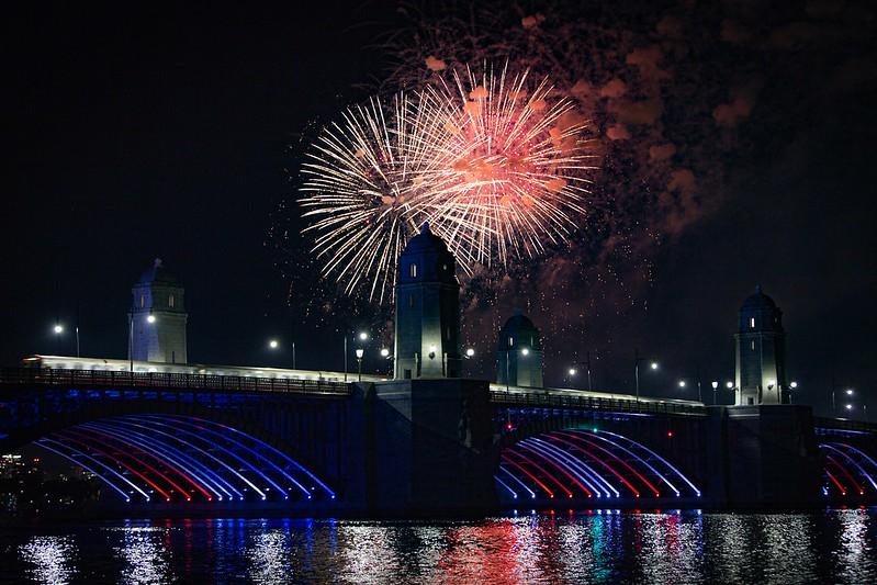 Feuerwerk I.