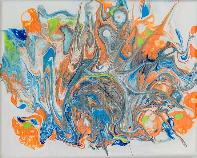 Abstract Unicorns 3727