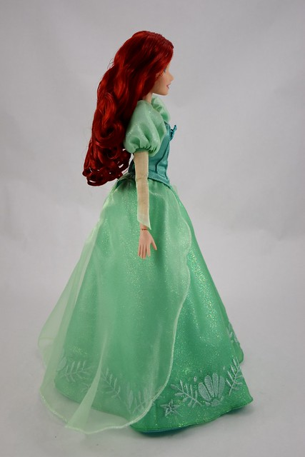 2019 Ariel 30th Anniversary Limited Edition Doll - Disney Parks Diamond Castle Collection - Disneyland Purchase - Deboxed