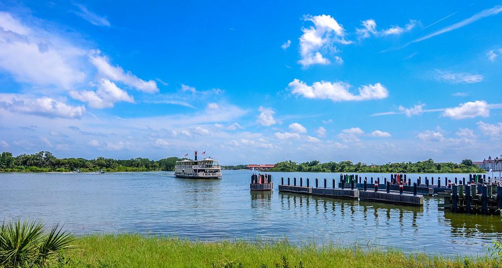Ferry outside MK