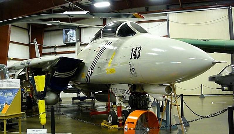 Grumman F-14 Tomcat, 1