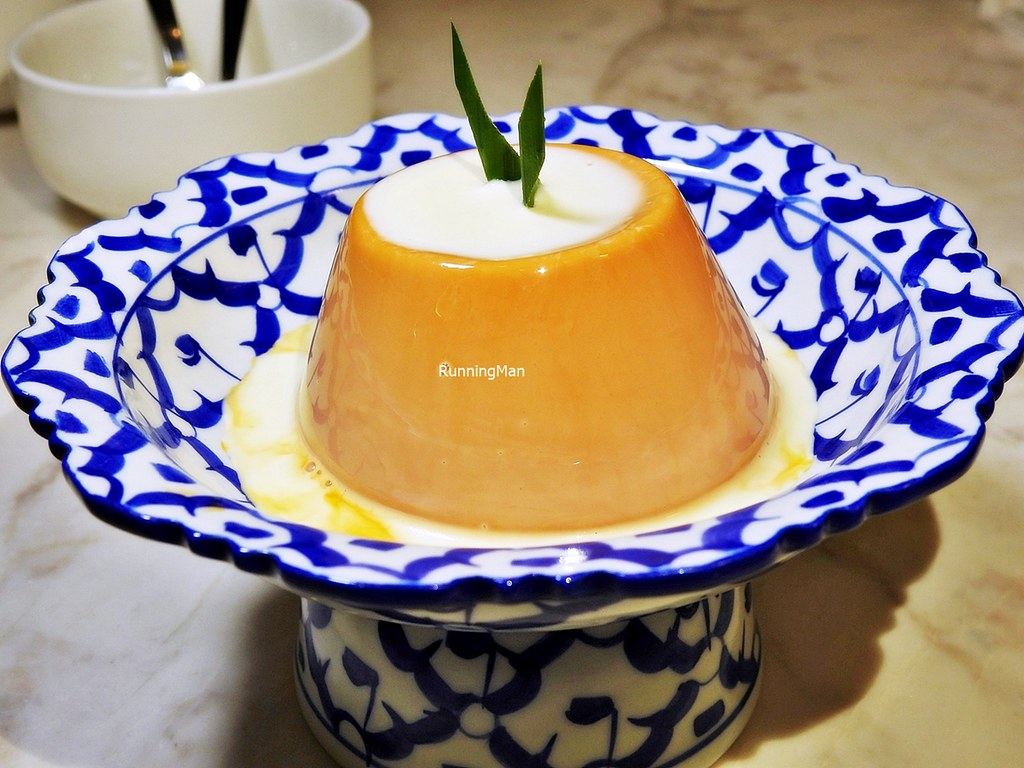 Thai Milk Tea Pudding