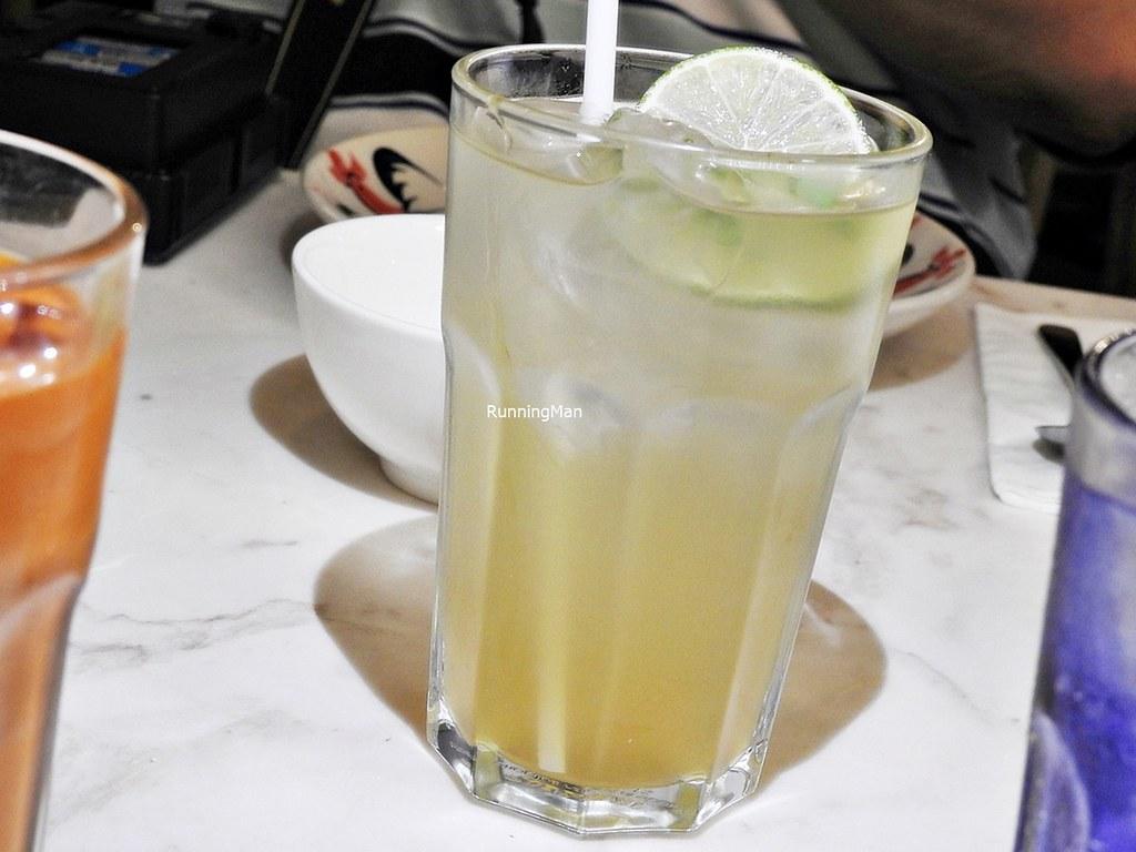 Lemongrass & Pandan