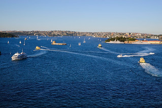 Sydney Harbour Chaos | by Rob Harris Photography
