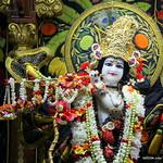 ISKCON Juhu Sringar Deity Darshan on 6th July 2019