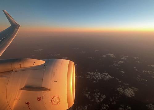 Heading for Sydney