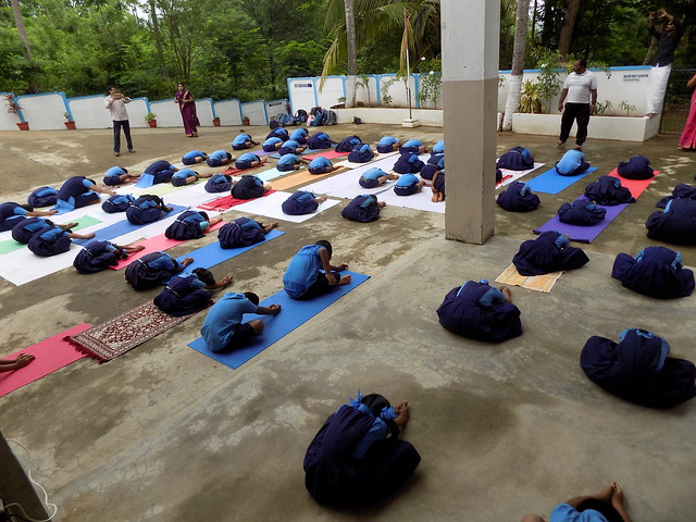 Yoga Day Celebration 2019