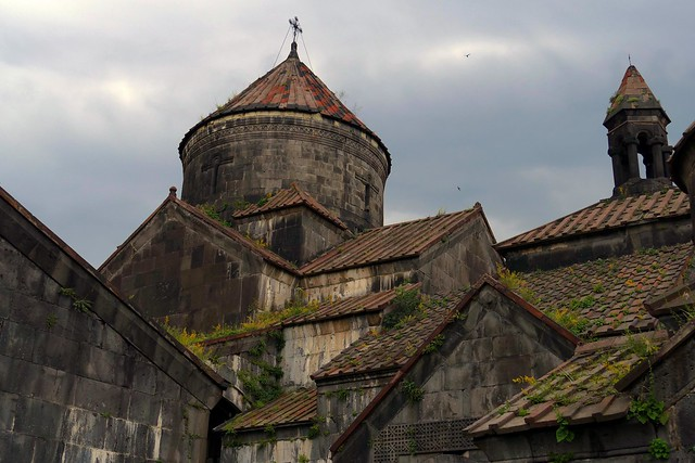 Monasterio de Haghpat (Armenia)