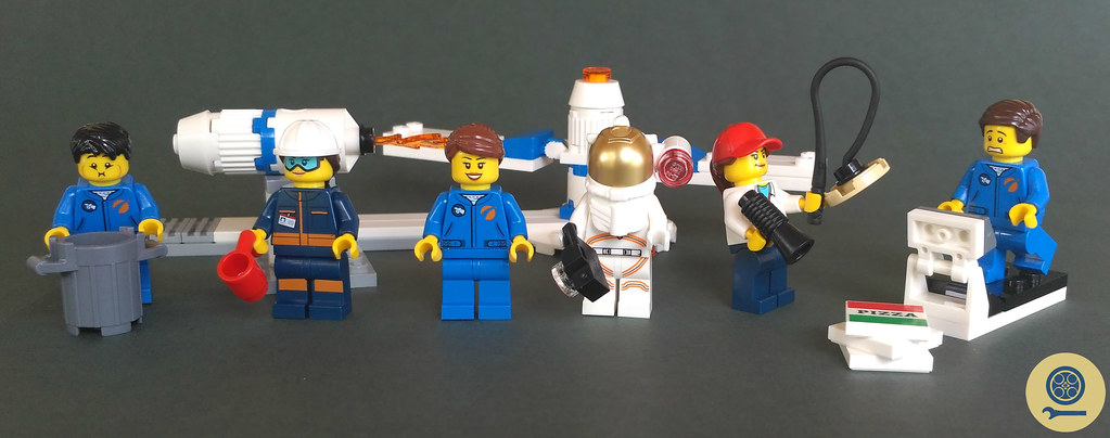 60230 People Pack - Space Research And Development (3)