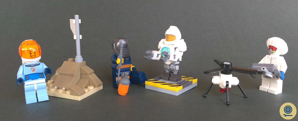 60230 People Pack - Space Research And Development (2)